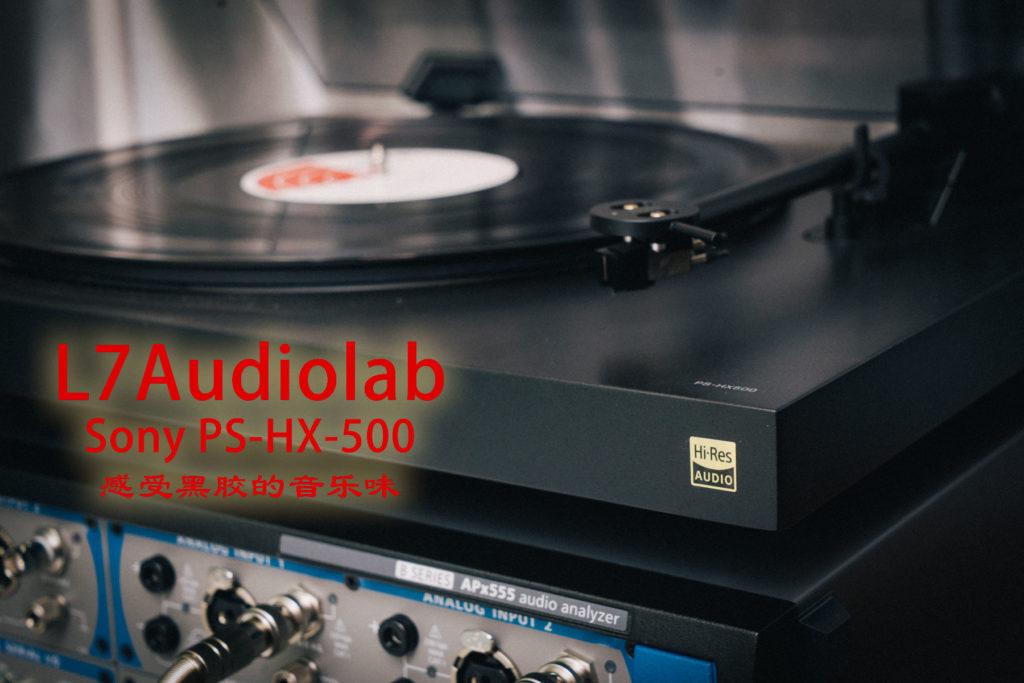 Sony HX-500